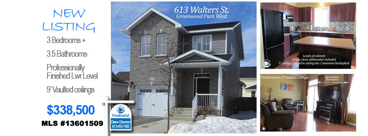613 Walters St., Kingston ON